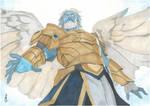 Uther Lightbringer(Shadowlands Afterlives:Bastion) by eirinip5