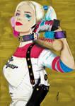 Harley Quinn by eirinip5
