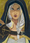 Jaina Proudmoore (Warbringer) by eirinip5