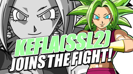 Kefla SSL2 Joins The Fight (fanmade)