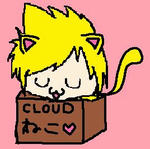 Kitty Cloud Music Box by asukacaramel