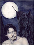 Mystic Night -- Commission