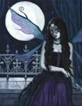 Midnight Masquerade by ElvenstarArt