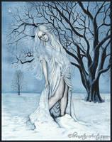 Winter Magic by ElvenstarArt
