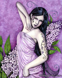 Lilac by ElvenstarArt