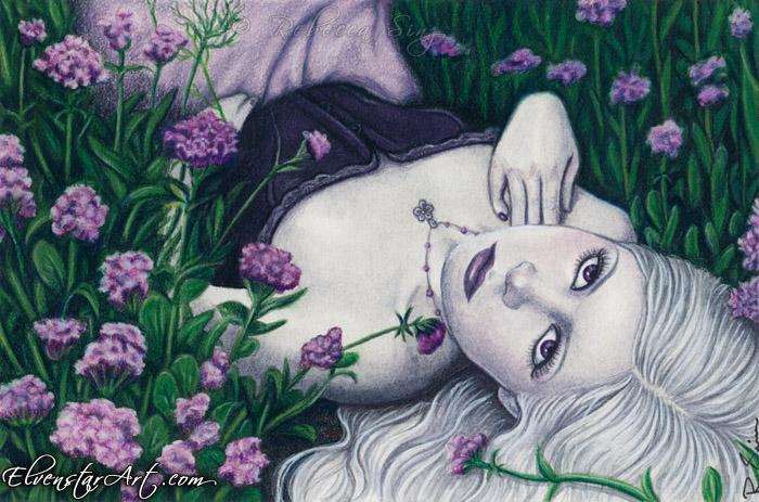 Spring by ElvenstarArt