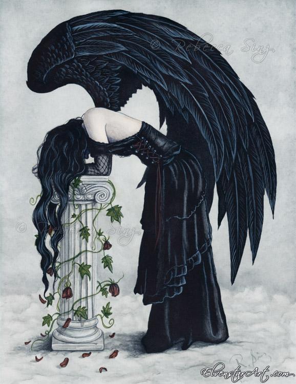 Despair by ElvenstarArt