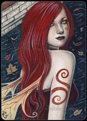 ACEO -- Autumn Splendor