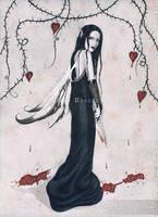 Razorblade Romance by ElvenstarArt