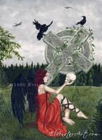 Lady Death by ElvenstarArt