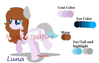 Luna Reference by Mystic-Spitfire