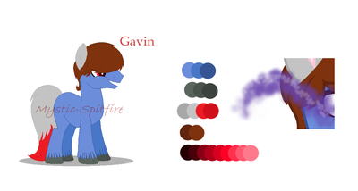 Gavin Reference by Mystic-Spitfire