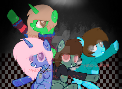 Five Night's At NGS by Mystic-Spitfire