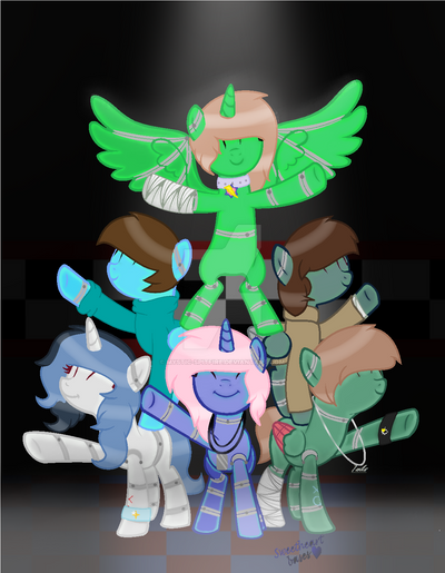 Five Night's At NGS 2 by Mystic-Spitfire