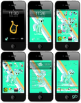 Lyra iPhone/iPod touch Theme