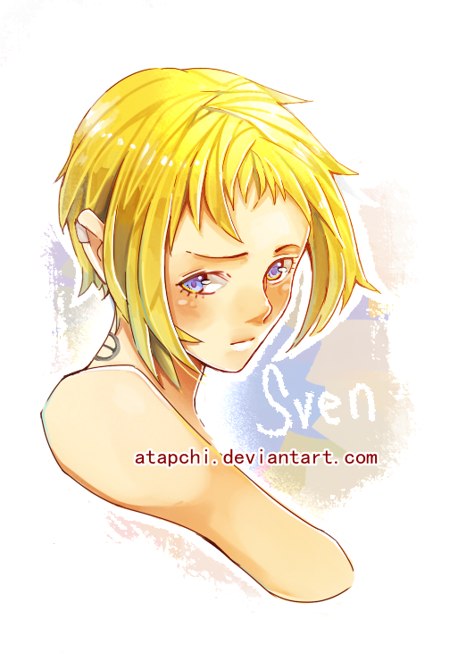 Sven Sketch by 2p-yx