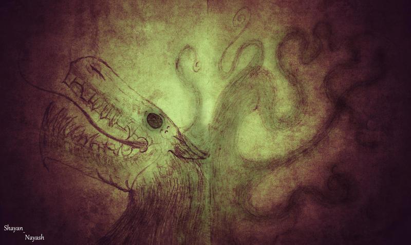 Nightmarish laughter by Shayan-Nayash