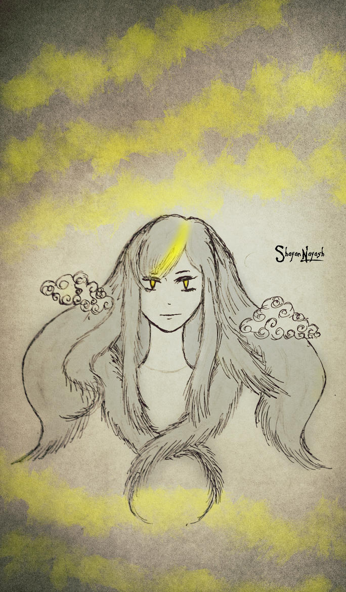 Daughter Of Sun by Shayan-Nayash
