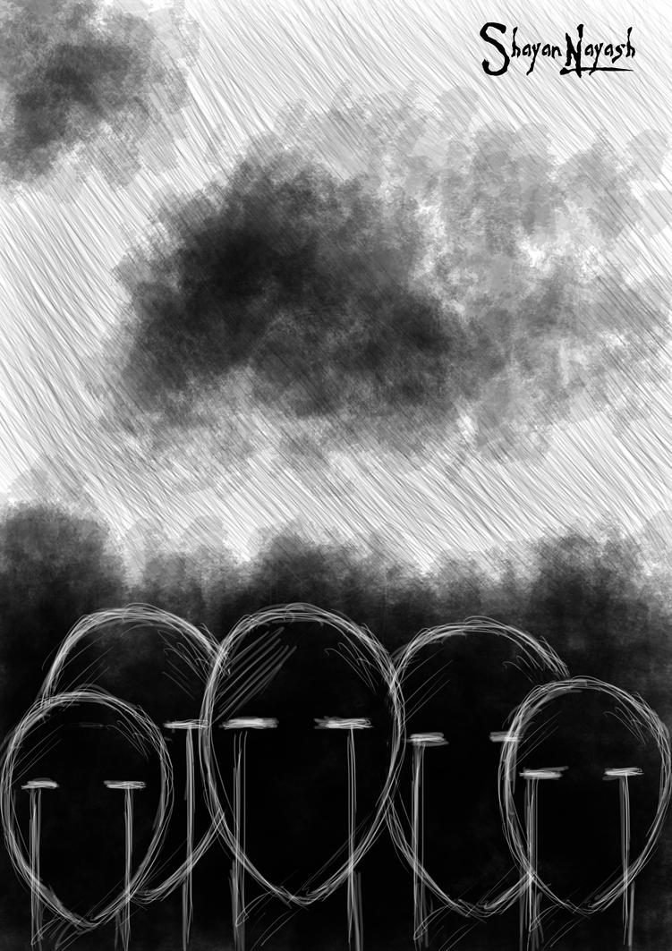 Rain Of Despair by Shayan-Nayash