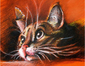 hello kitty by AlexndraMirica