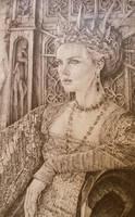 Queen Ravenna by AlexndraMirica