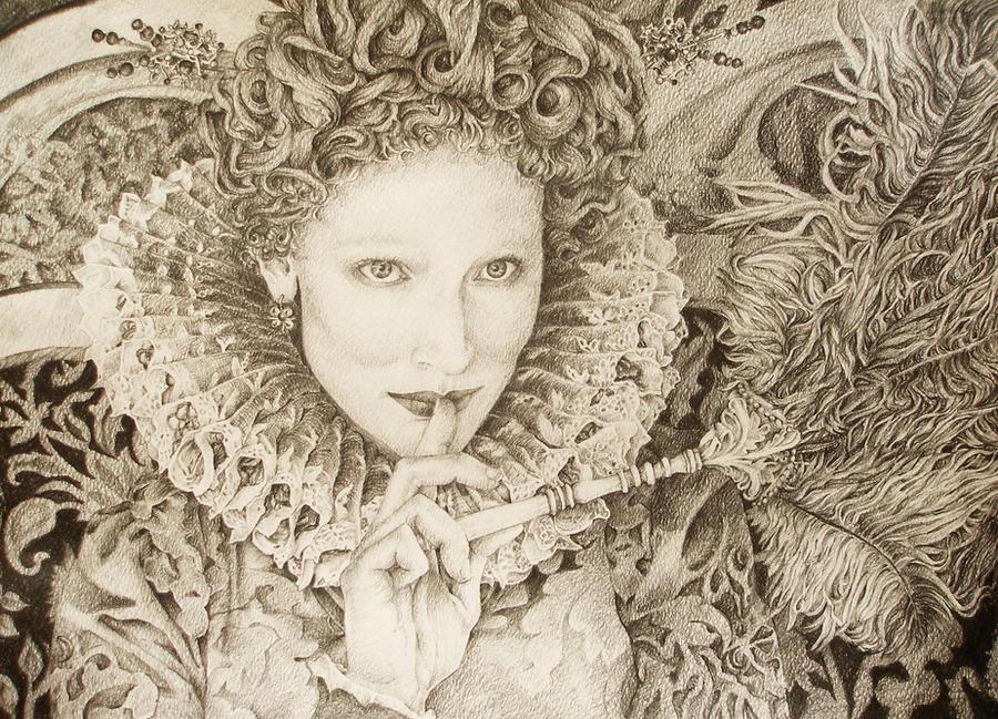 Elizabeth, the golden age by AlexndraMirica
