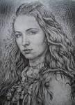 Sansa Stark by AlexndraMirica