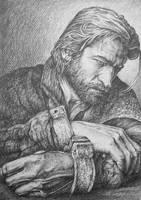 Jamie Lannister by AlexndraMirica