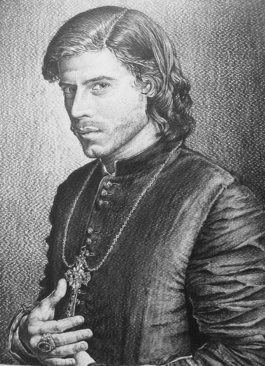 Cesare Borgia by Stanbos on DeviantArt