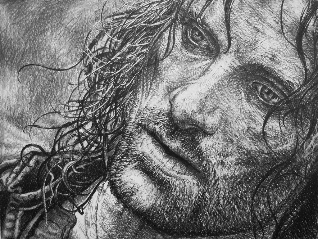 Aragorn by AlexndraMirica