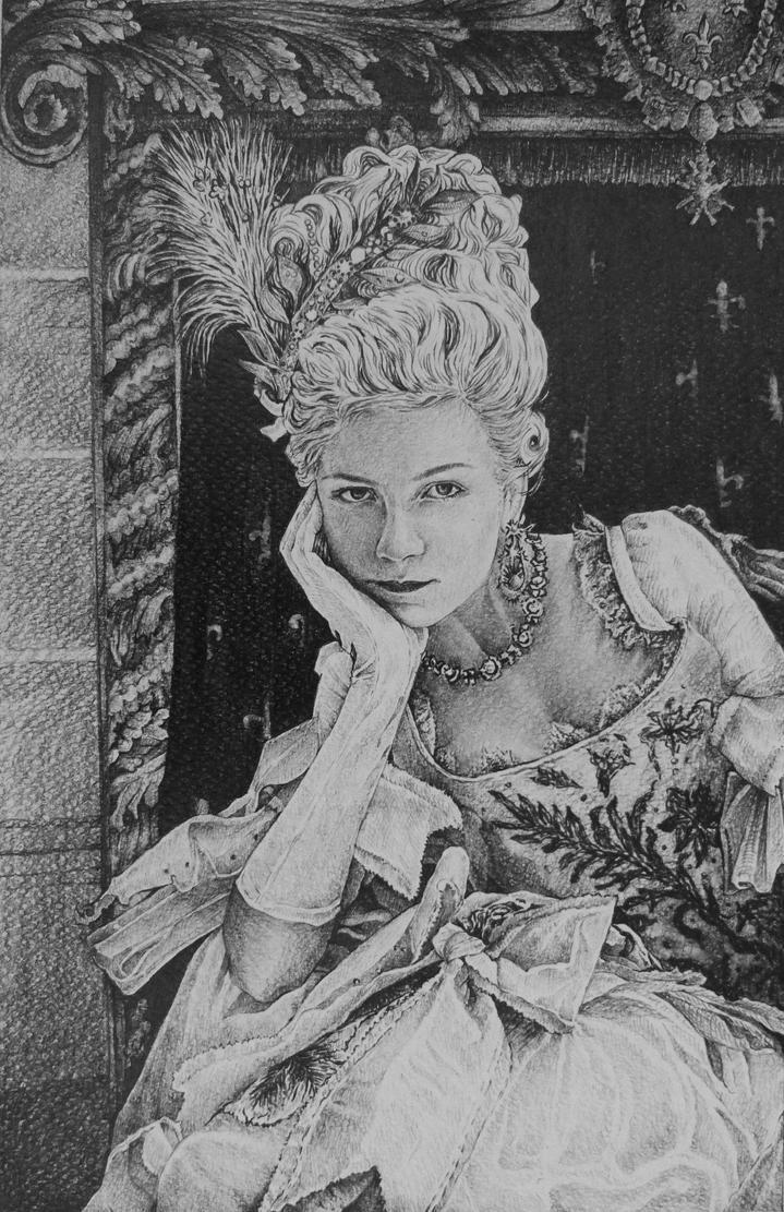 Marie Antoinette 2 by AlexndraMirica