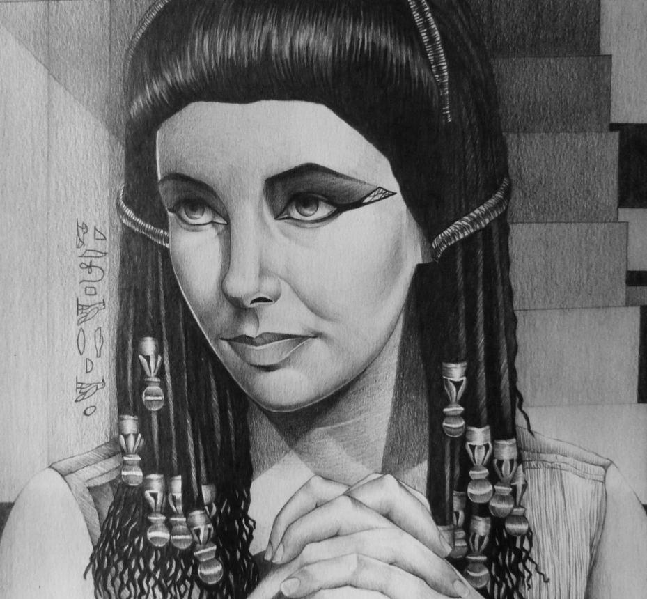 Cleopatra by AlexndraMirica