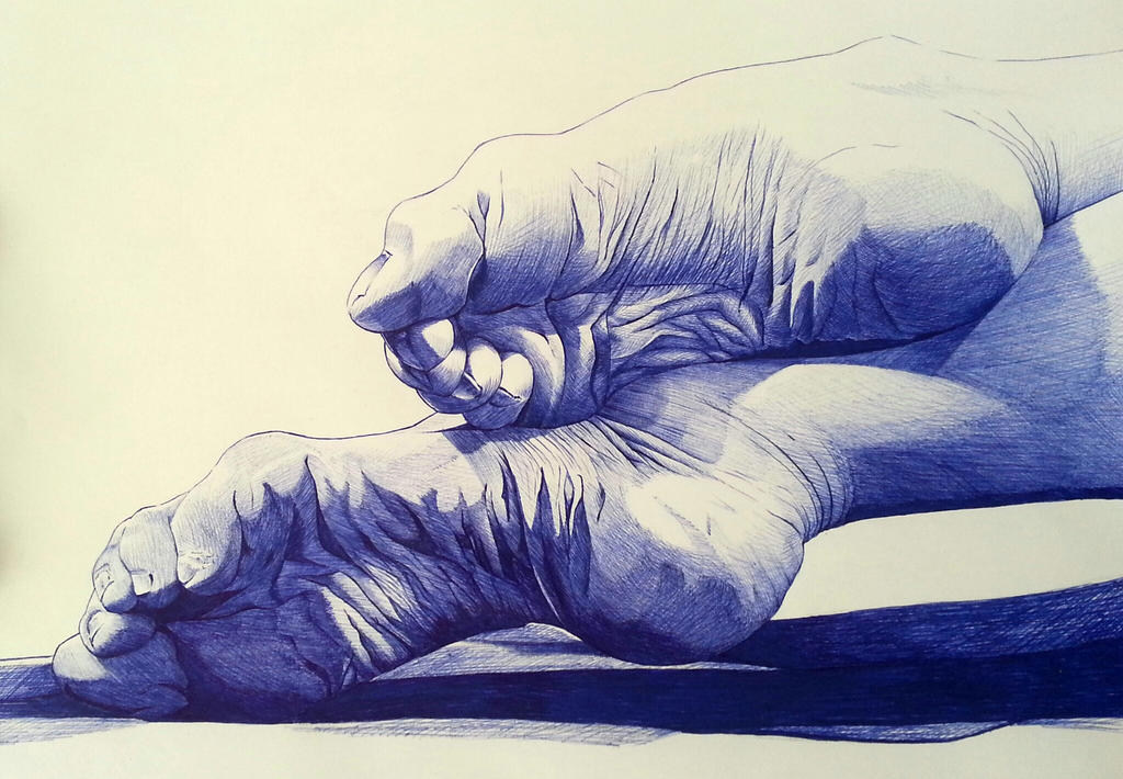feet by AlexndraMirica