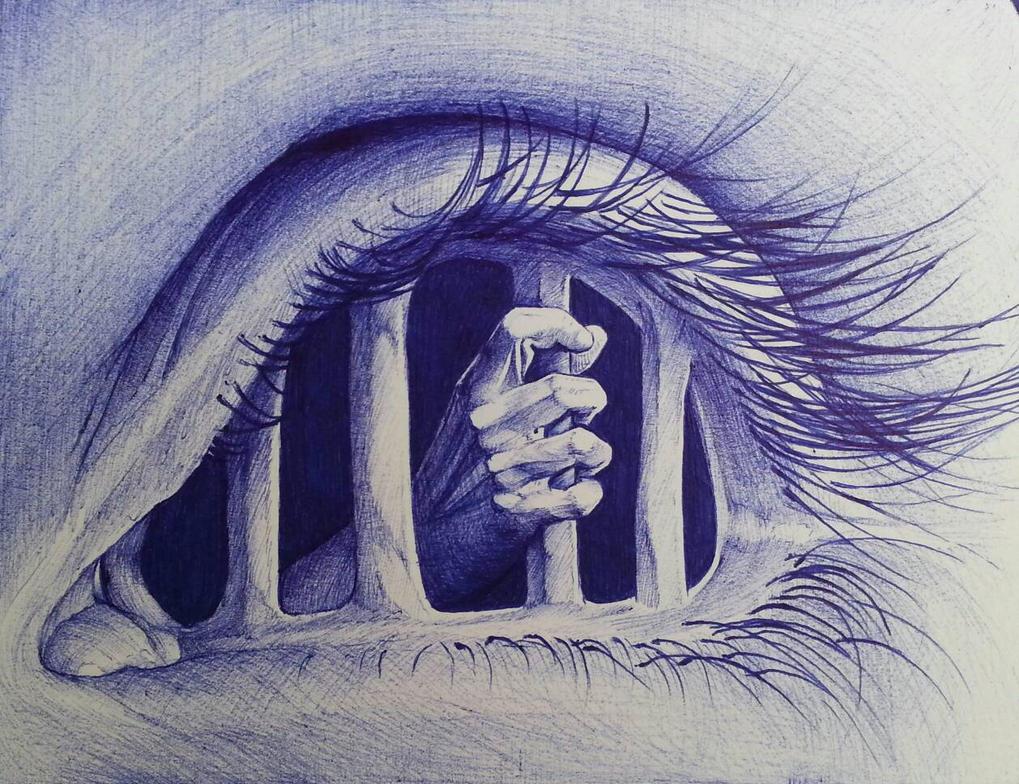 Trapped 1 by AlexndraMirica