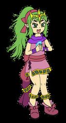 Divine Dragon Tiki