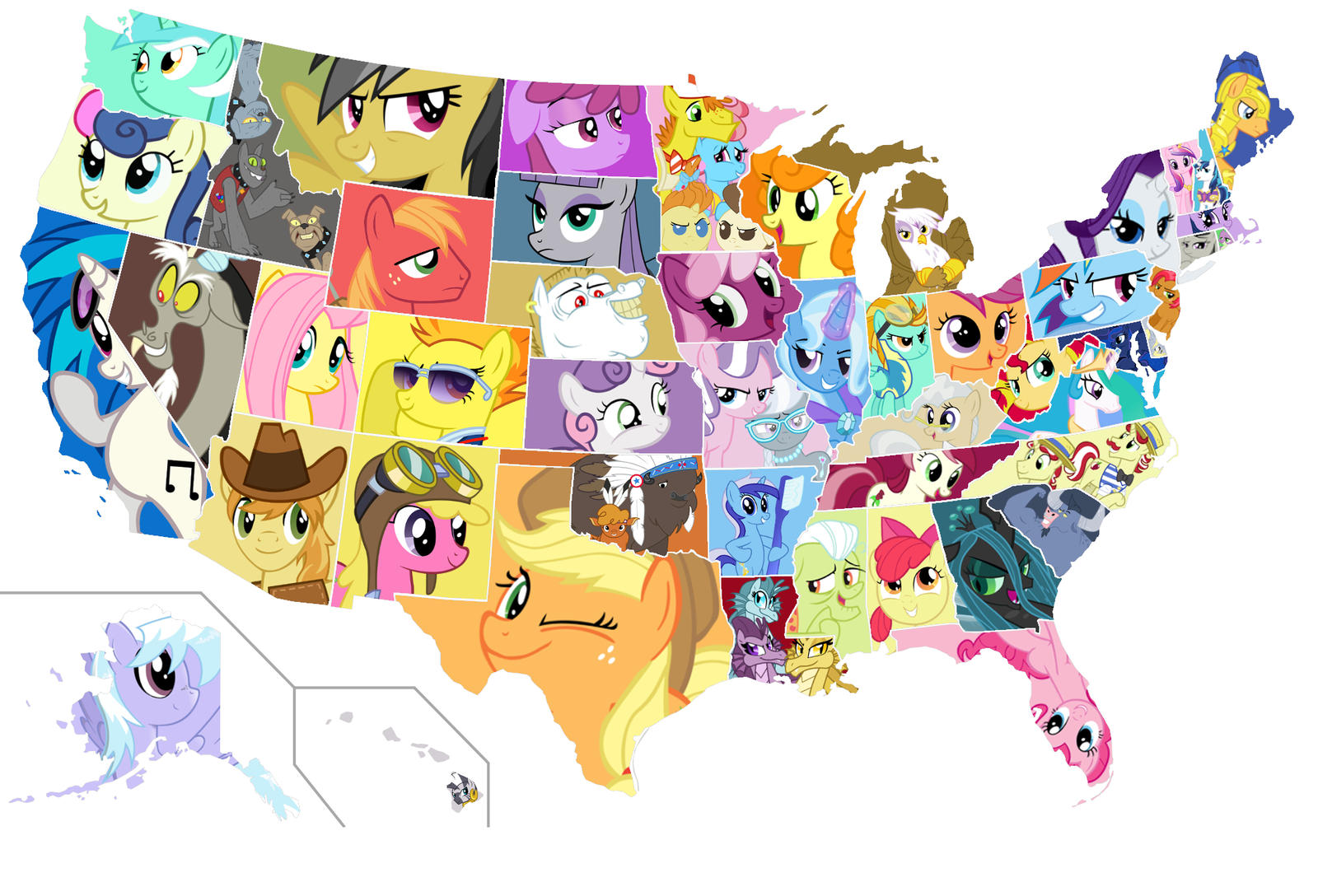 blank alaska map with The United Ponies Of America 535519436 on Blank Us Map also Us Map With States To Color in addition Singapore Flag Coloring Page likewise Chile Outline Maps in addition 1098 T Software.