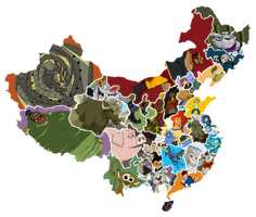 China of Jackie Chan Adventures