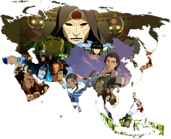 Asia of Avatar