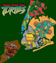 NYC of TMNT