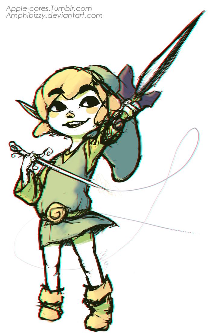 Link ! by Amphibizzy