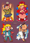 Earthbound Kids Set