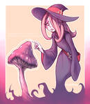 Sucy [Little Witch Academia]