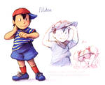 Ninten (first) [MOTHER 1]