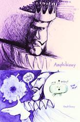 bastard of all cosmos by Amphibizzy