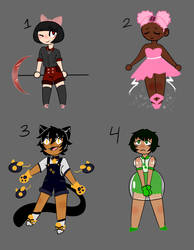 Magical Kid Adopts (OPEN, FREE)
