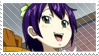 Fairy Tail - Kinana Stamp by unidecimo