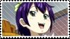 Fairy Tail - Kinana Stamp by unidecimo