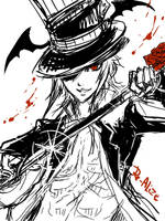 Line : Mad hatter by Realize2Heart