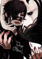 Kaneki Kun by Realize2Heart
