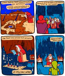 The Legend of Zelda: Wisdom by rondell